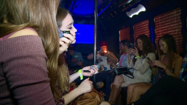 a day aboard a cannabus san diego enjoys effects of marijuana tourism - A day aboard a 'cannabus': San Diego enjoys effects of marijuana tourism