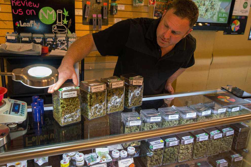 oregon2 - Price of marijuana in Oregon plummets as the number of recreational pot growers explodes