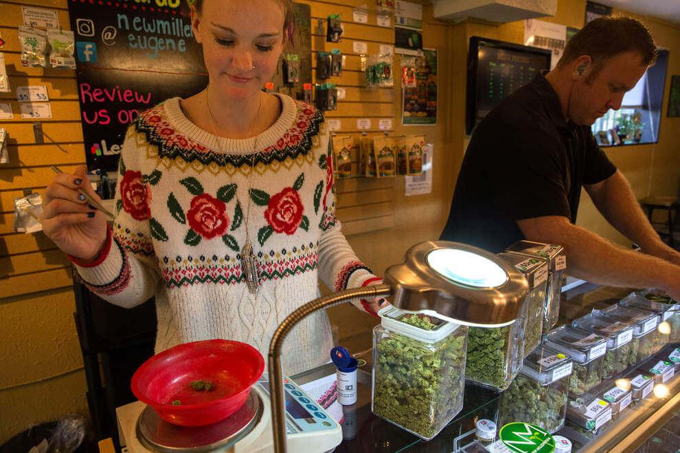oregon3 - Price of marijuana in Oregon plummets as the number of recreational pot growers explodes