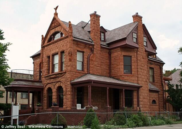 Utopia All Natural Wellness Spa and Lounge may be the nation's first legal spa and it will be housed in the historic Creswell mansion (above) in Denver's Capitol Hill neighborhood