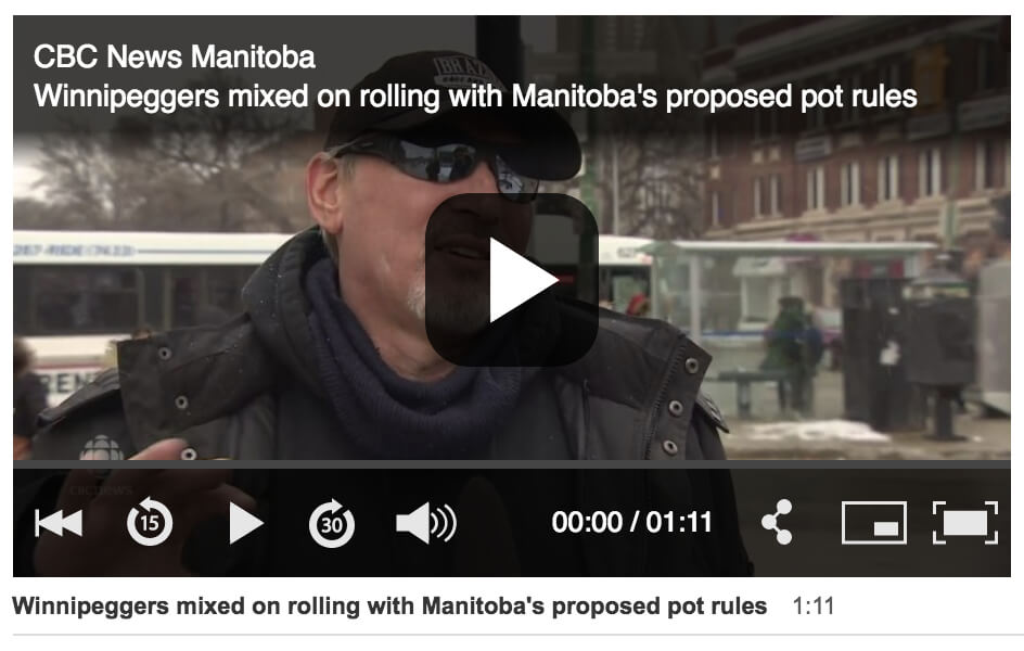 manitoba no smoke zone6 - No beach party.. Toking allowed in homes but few other places under proposed Manitoba law