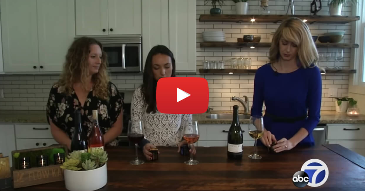 wine weed together video - Cannabis connoisseurs pairing wine with weed