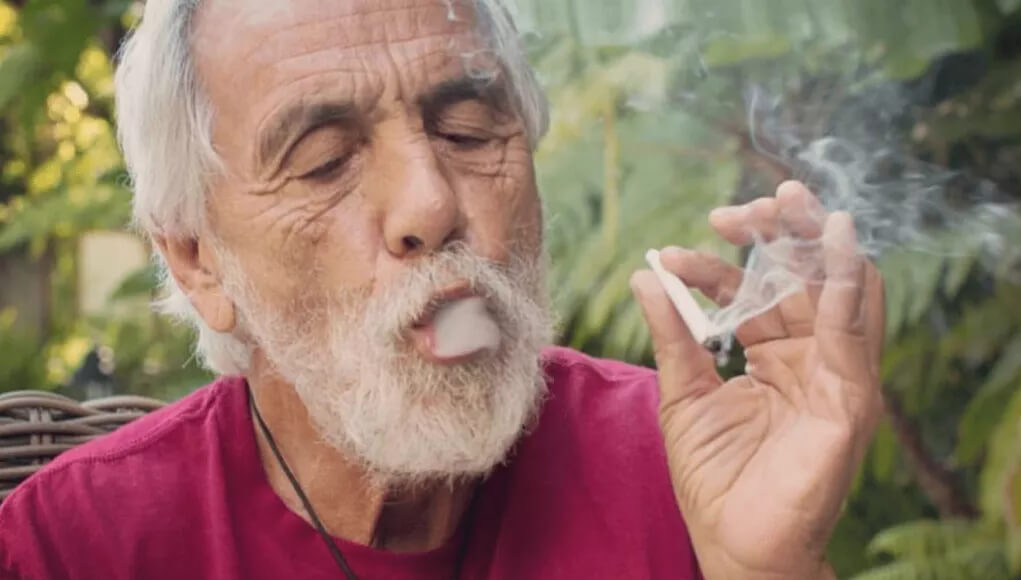 tommy chong w53 - W5: 'Grandfather of Pot' Tommy Chong reflects on a lifetime of fighting to get weed legalized. Watch!