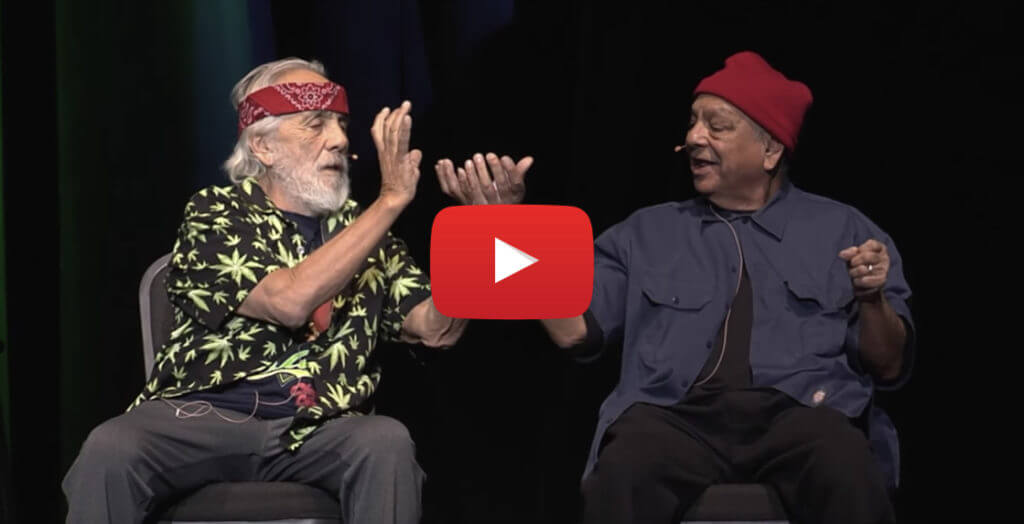 tommy chong w5 video 1024x524 - W5: 'Grandfather of Pot' Tommy Chong reflects on a lifetime of fighting to get weed legalized. Watch!