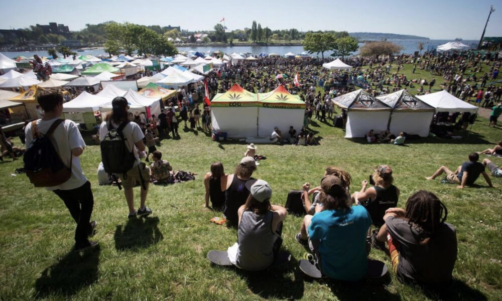vancouver 420 green light featured - 4/20 pot party plows ahead despite pushback from Vancouver Park Board