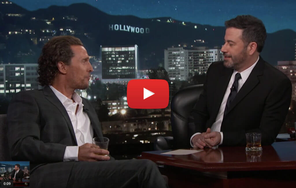 snoop dogg got matthew mcconaughey high video 1024x650 - Kimmel: Snoop Dogg Got Matthew McConaughey High