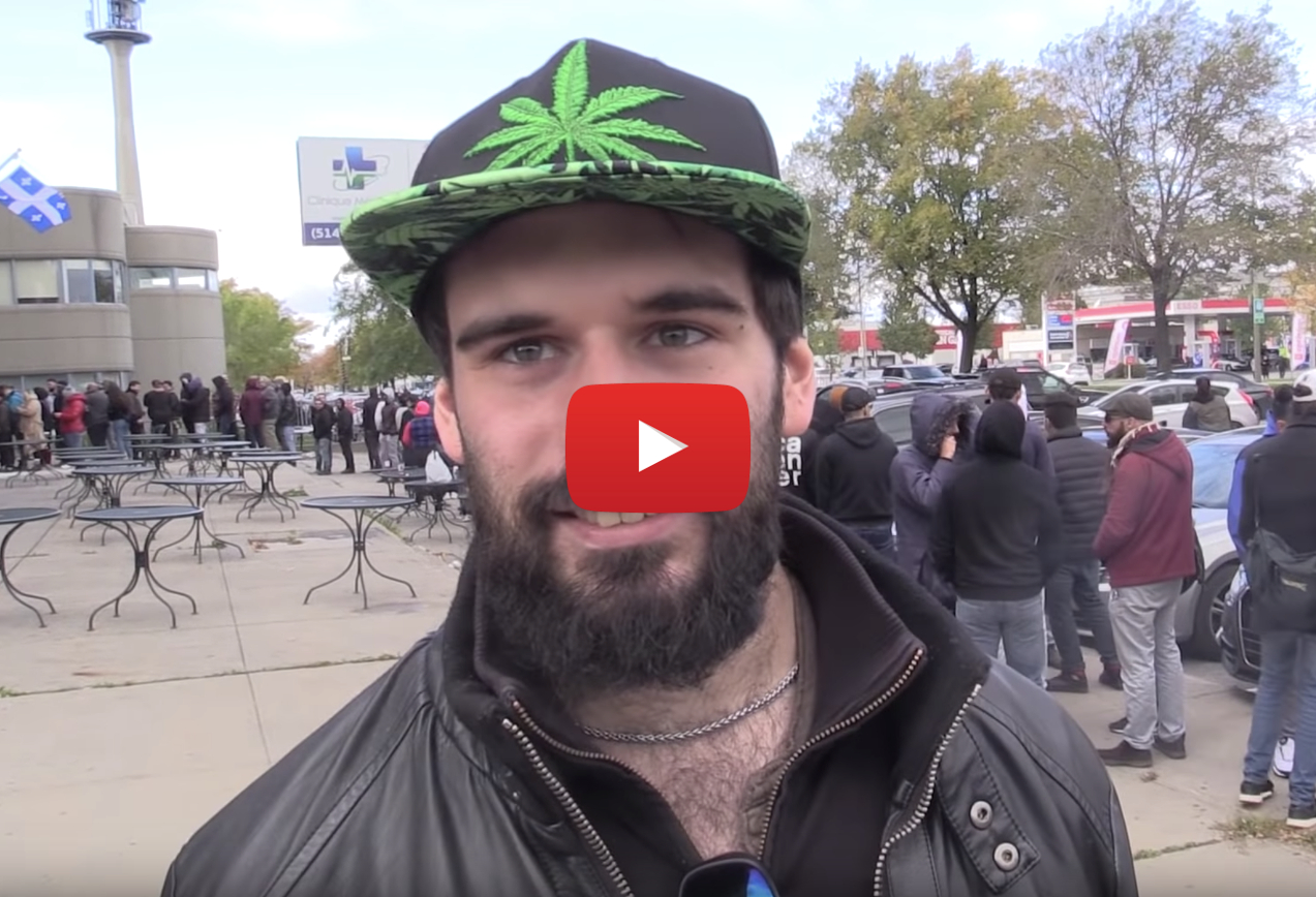 SQDC worries supply video1 - Weed is gone! Cannabis shortage could be downfall of retail network, SQDC worries
