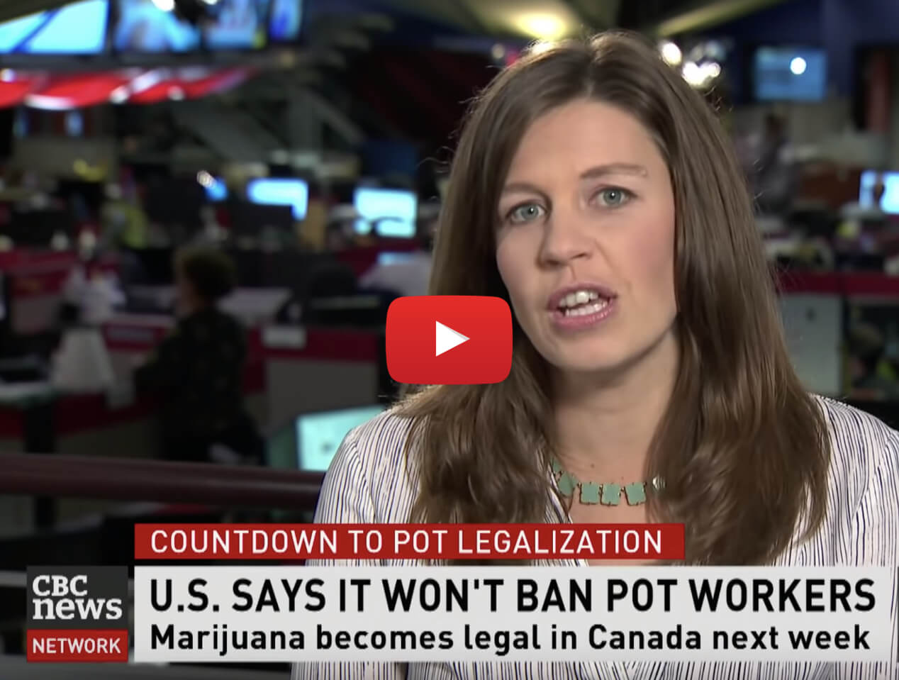 Marijuana Border Issues: In major shift, the U S  says it