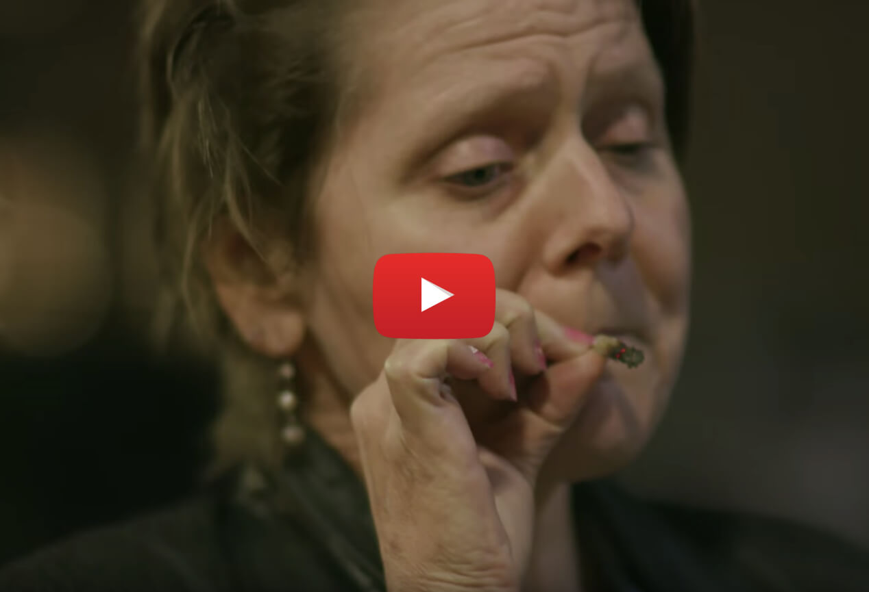 cannabis seniors guidelines video1 - Listen: Medical guidelines in the works to clear up confusion about cannabis for seniors