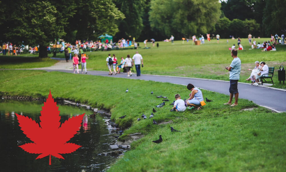 drink parks too featured - Opinion: With cannabis soon to be legal in public, why not alcohol, too?