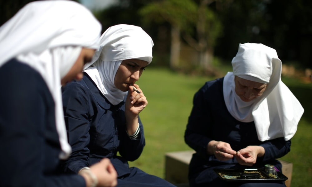 nuns sell weeed featured - These Nuns Sell $60k Worth Of Medical Marijuana Every Month