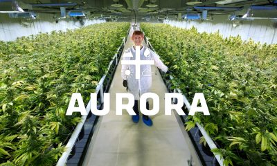 aurora reports profits featured 400x240 - Wow! Aurora Cannabis earnings surge by 2,800% after produces 11,000 pounds of pot in 3 months