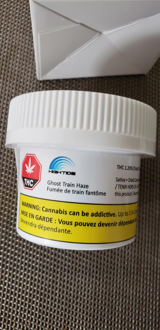 ghost train haze1 - Ordered 12:20am October 17th. Three Weeks Later. My OCS order (#7078) arrived today!