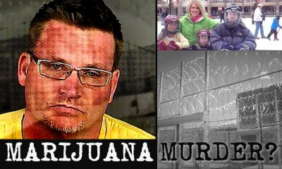 marijuana murder featured 400x240 - Marijuana Murder? Richard Kirk kills his wife after eating marijuana edibles