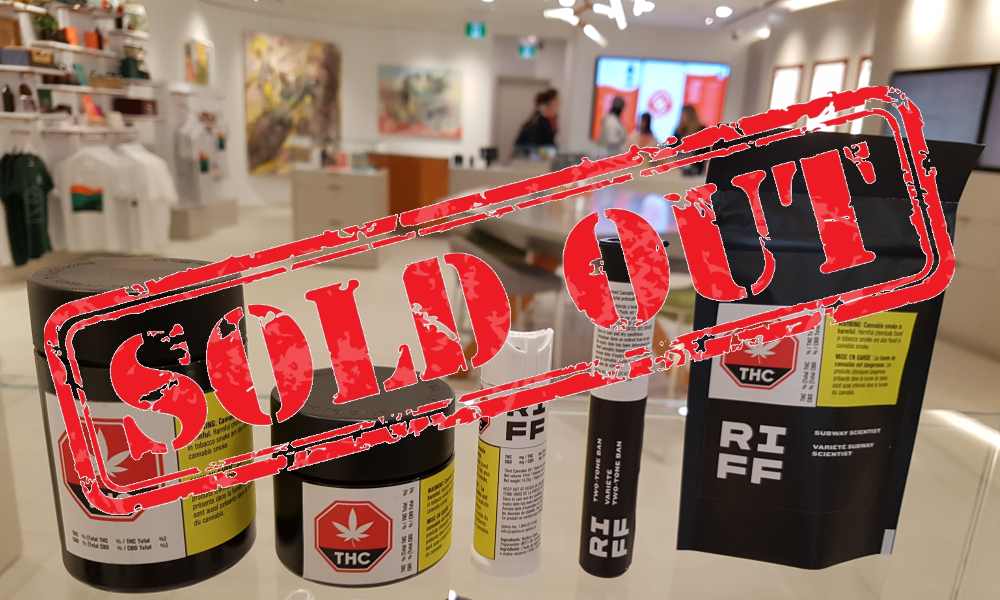no more cannabis license alberta featured - Weed Crisis! AGLC hits pause on retail cannabis licences as nation sees pot shortage