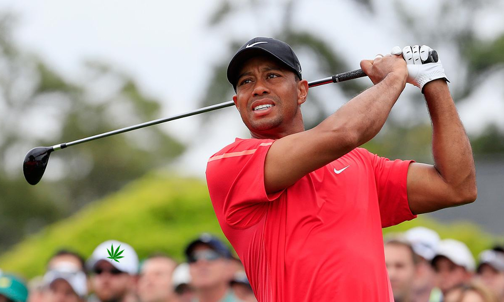 tiger woods phil mickelson featured - Tiger Woods and Phil Mickelson play for $9 million Thanksgiving match, but does Tiger Woods smoke weed?