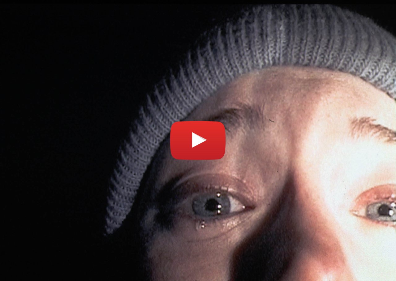 best stoner movies blair witch video1 - Best Stoner Movies. The Blair Witch Project will scare the sh*t out of you (after smoking weed)