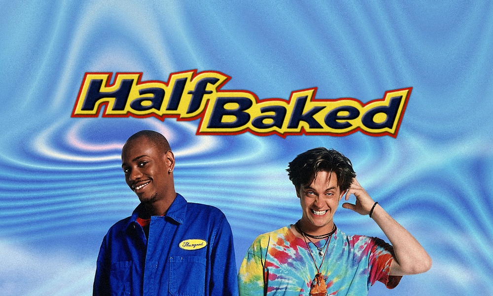best stoner movies half baked featured - Anything Dave Chappelle is good.. Best Stoner Movies - Half Baked is a weed classic!