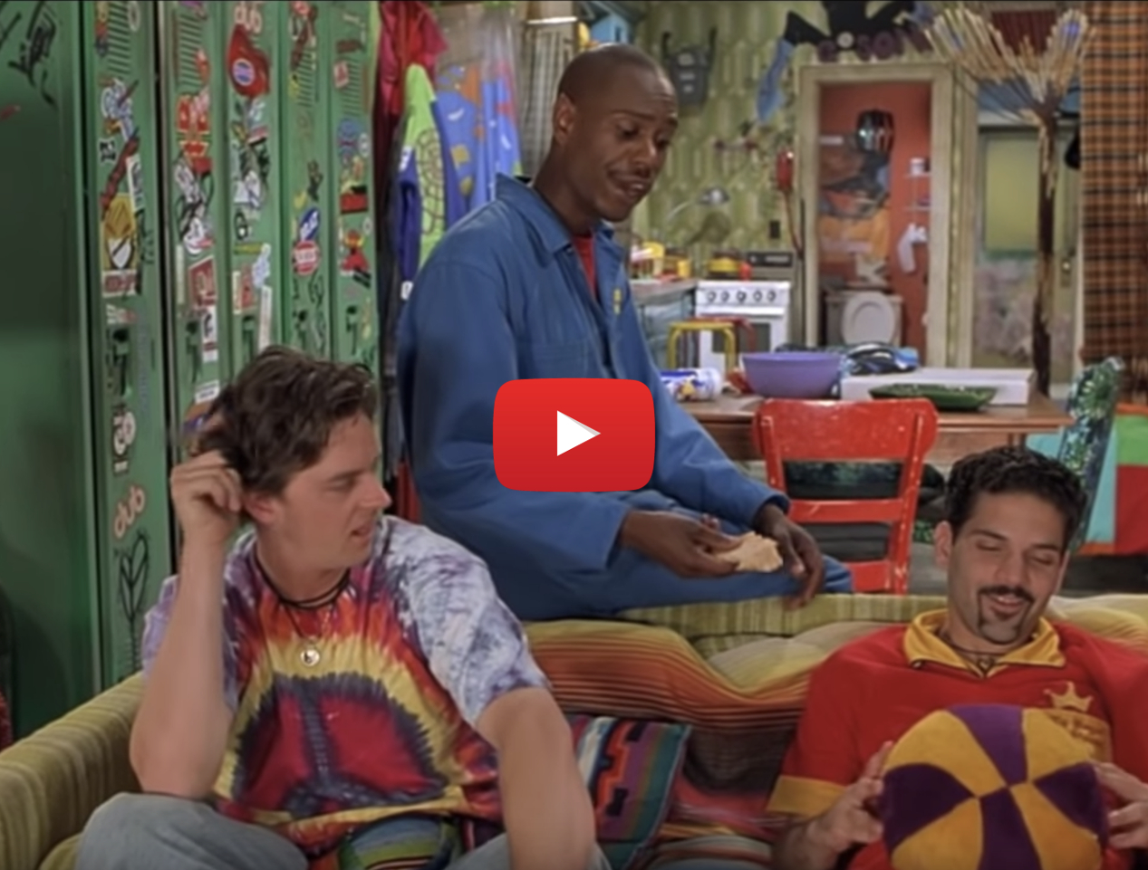 best stoner movies half baked video3 - Anything Dave Chappelle is good.. Best Stoner Movies - Half Baked is a weed classic!