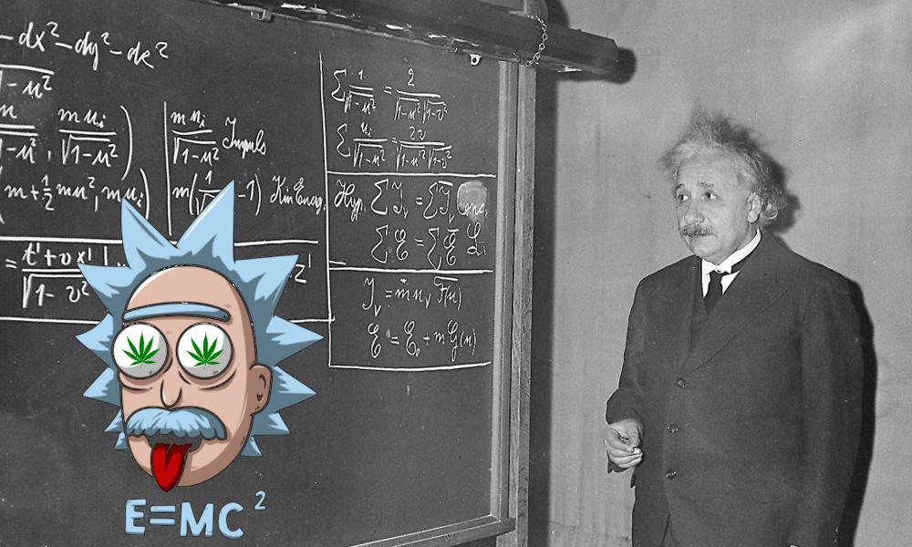 did albert einstein smoke weed featured - Hey Genius! Did Albert Einstein Smoke Weed?