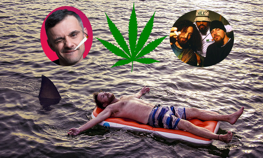 garyv cypress hill jump shark featured - Has weed already 'Jumped the Shark'? Gary Vaynerchuk sits down with Cypress Hill
