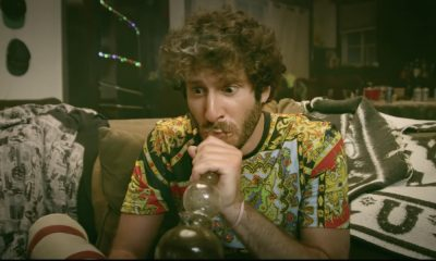 lil dicky too high featured 400x240 - Too Funny.. YouTube Rapper Lil Dicky - Too High