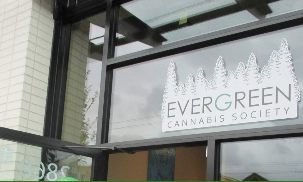 vancouver first pot shop featured - Evergreen Cannabis Society - Vancouver's 1st licensed pot shop delays opening