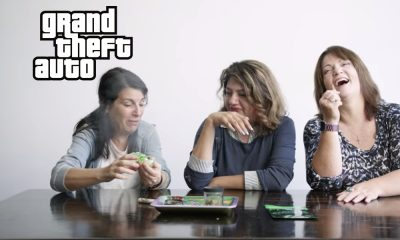 3 high moms grand theft auto featured 400x240 - 3 Moms Smoke Weed and Play Grand Theft Auto (High) for the first time