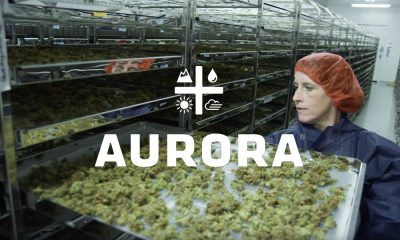 aurora cannabis booming featured 400x240 - Watch - Aurora Cannabis is firing on all cylinders (and growing a ton of pot)