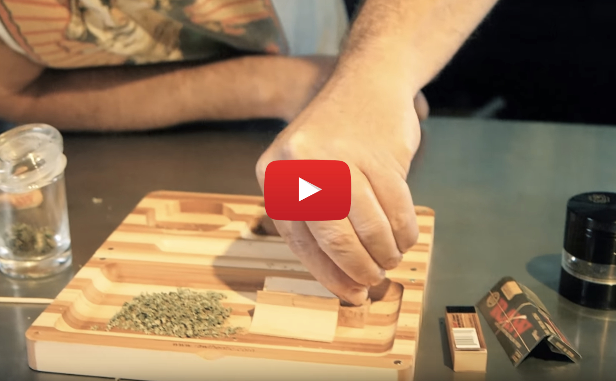 roll plumber joint video - Newbie Weed Tips: How To Roll a Plumber's Joint for monster hauls!