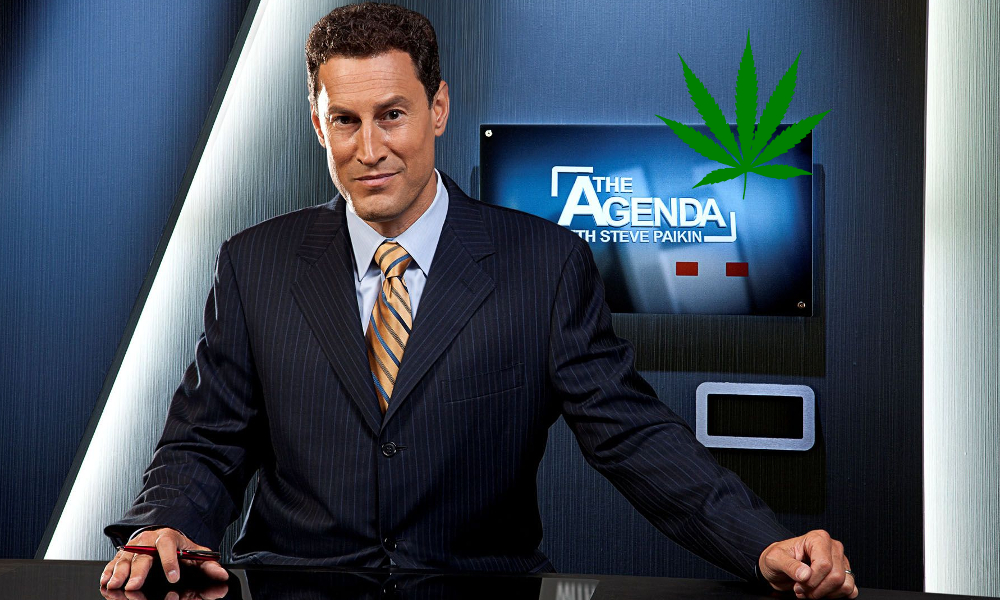 steve paikin legal weed expectations featured - The Agenda with Steve Paikin: Is Legal Weed in Canada Meeting Expectations?