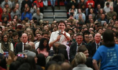 trudeau defends legal pot townhall featured 400x240 - Justin Trudeau defends decision to legalize marijuana at St. Catharine's town hall