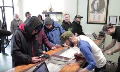 vancouver first cannabis store opens featured 400x240 - 'Stigma is gone' as Vancouver's first licensed cannabis store opens doors