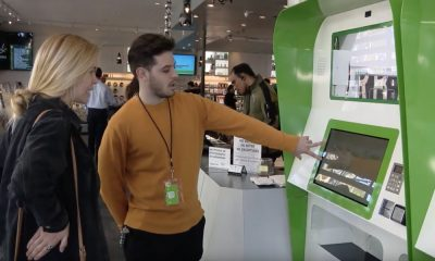 weed vending machines featured 400x240 - Forget legal pot shops. Coming to a mall near you, AI-powered weed vending machines!
