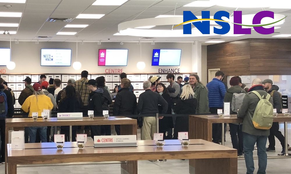 NSLC losing money selling pot. $17M in cannabis sales, not enough to turn a profit
