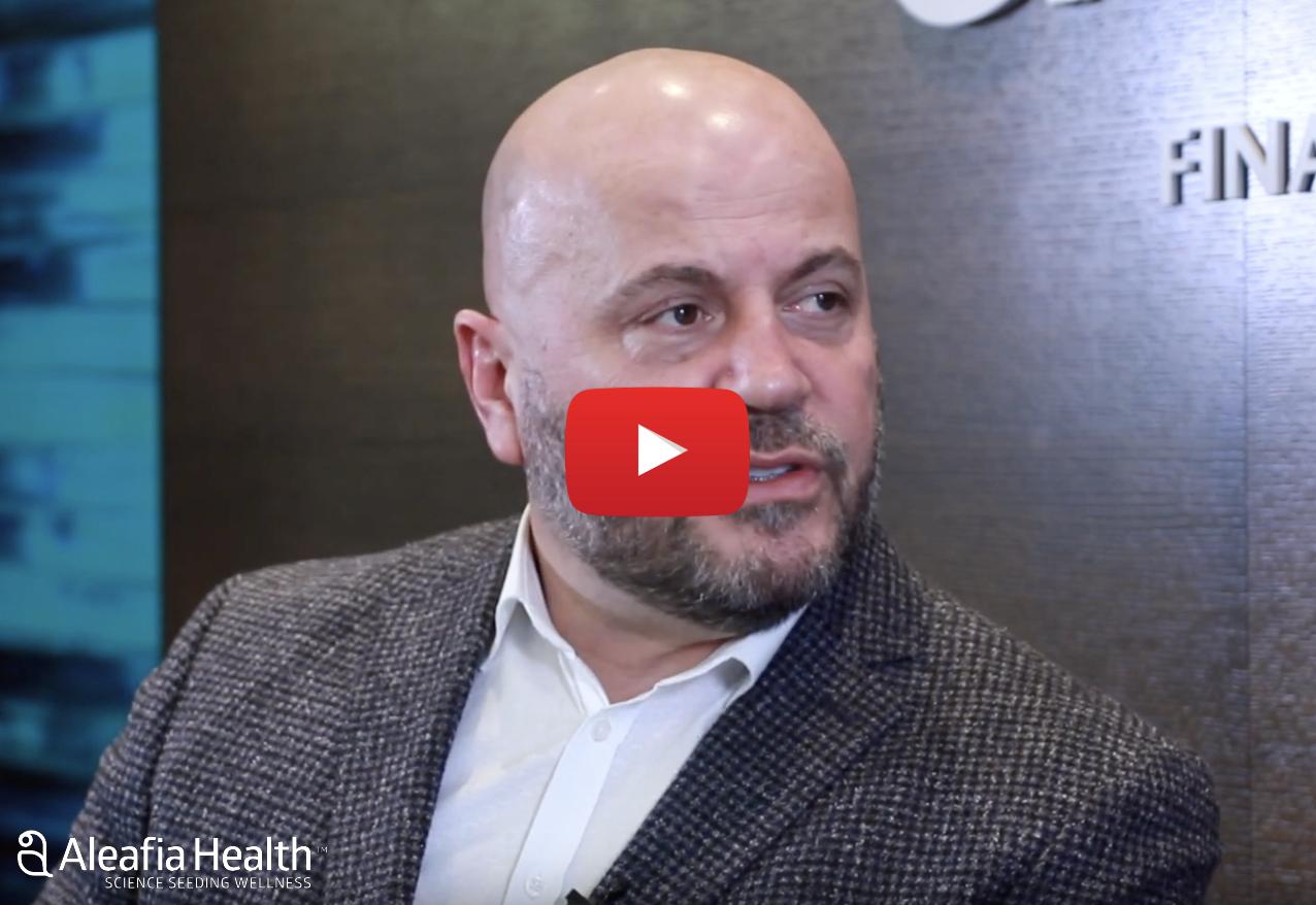 CEO Geoffrey Benic - Aleafia Health has over 60,000 medical cannabis patients