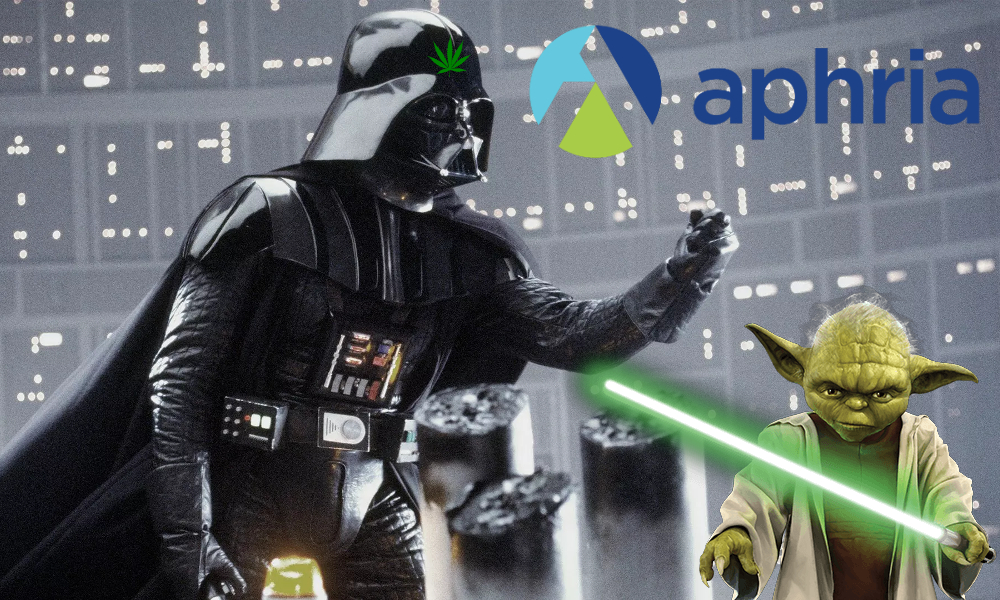 aphria rejects hostile bid featured - Weed Wars! Aphria board rejects hostile takeover offer by Green Growth Brands