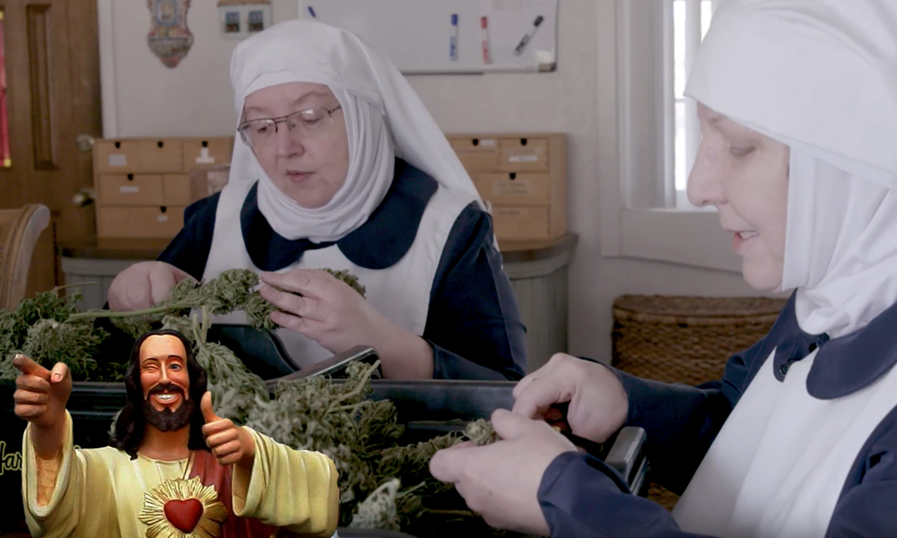 How California's 'Weed Nuns' turned CBD into a million-dollar business