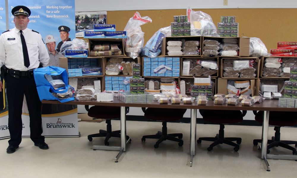 contraband tobacco canada featured - Canada's shadowy underworld of contraband tobacco, why we need to crush the pot black market