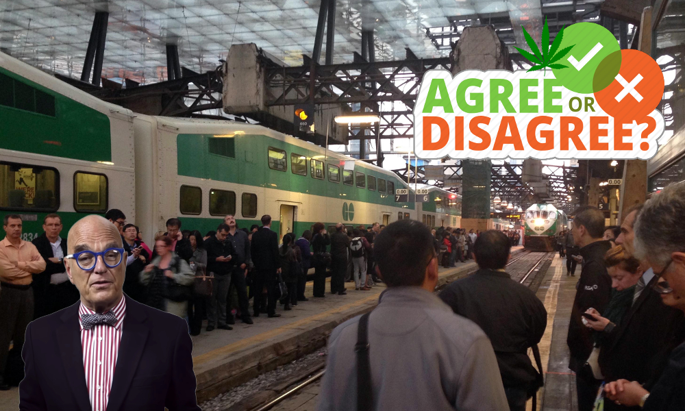 metrolinx bans pot featured - What's your Opinion: Metrolinx bans off-duty cannabis use. Are you high?