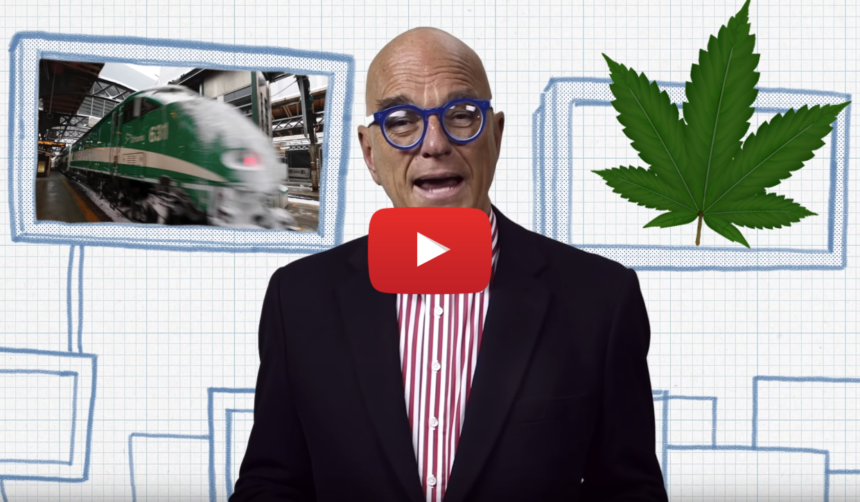 metrolinx bans pot video - What's your Opinion: Metrolinx bans off-duty cannabis use. Are you high?