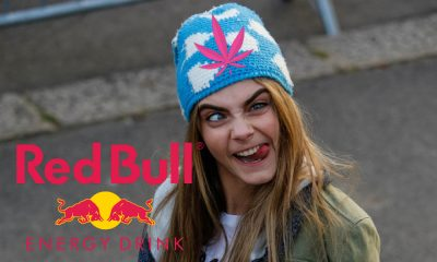 Red Bull gives you weed? Will we see cannabis-infused energy drinks and how we're addicted