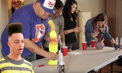 Bringing weed to a house party near you.. Best Stoner Drinking Games!