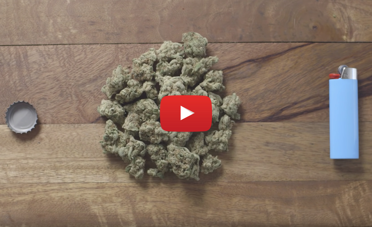 what does gram weed look like video - Canadian Newbies: Buying pot for the first time? What does 1 gram of weed look like