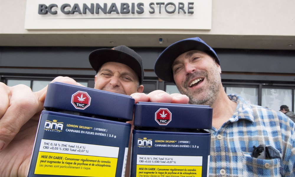 The numbers aren't pretty... B.C. legal cannabis tax revenue a major disappointment