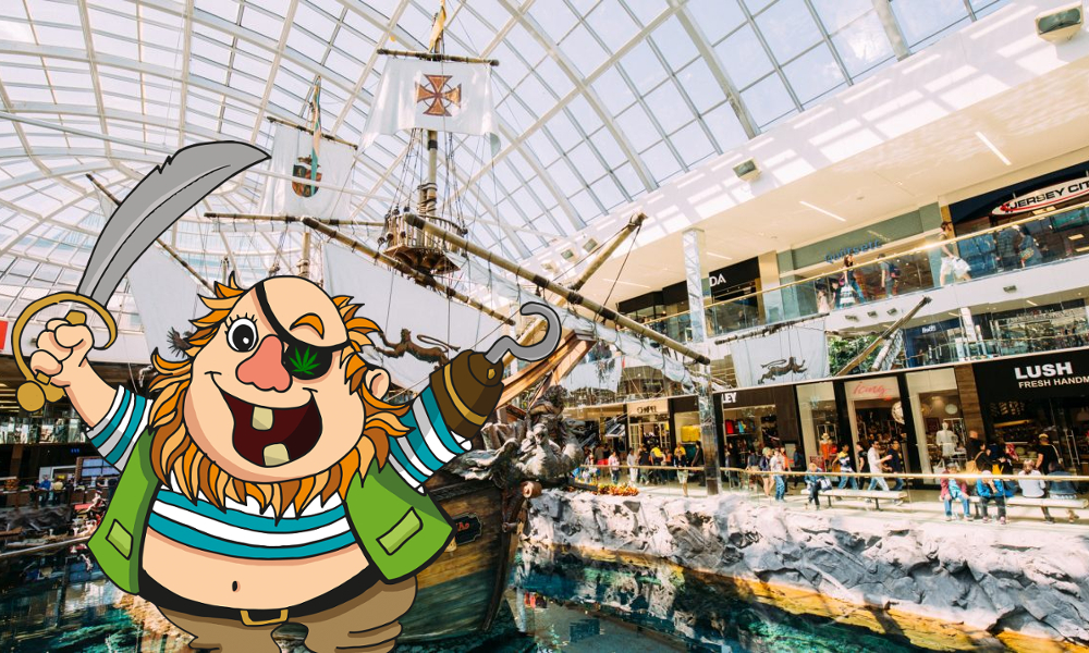 West Edmonton Mall Pot Shop? Zoning laws changed so cannabis stores can open in shopping malls