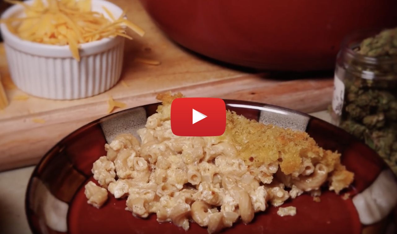 how make weed mac cheese video - Crazy about Kraft Dinner? How to make Weed Mac and Cheese