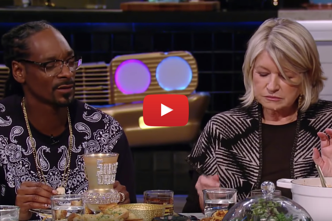 Martha Stewart partners with Canopy Growth to create cannabis products