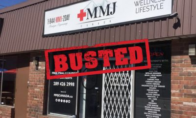 19 people charged after police raid 3 MMJ Canada stores in Hamilton