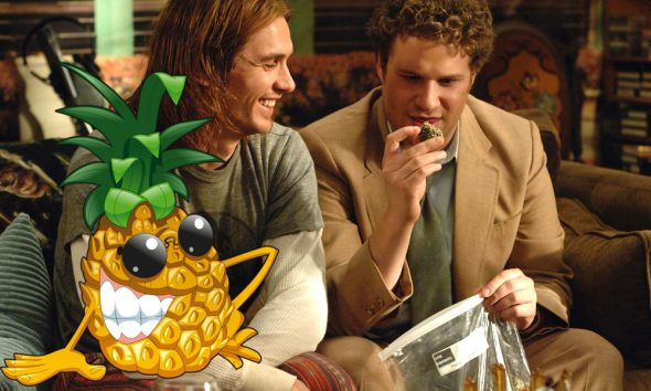 The history of Pineapple Express weed strain